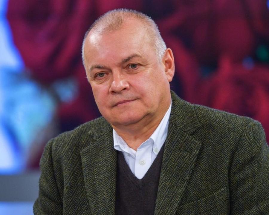Дмитрий Киселёв: биография, личная жизнь, семья, жена, дети — фото