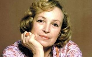 Клара Лучко: биография, личная жизнь, семья, муж, дети — фото