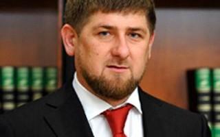 Кадыров получил новую машину за лайк в соц сети