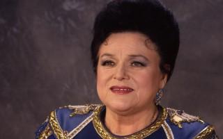Людмила Зыкина: биография, личная жизнь, семья, муж, дети — фото