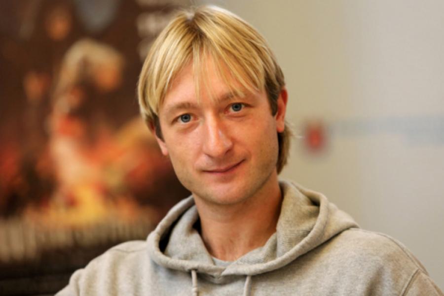 Евгений Плющенко: биография, личная жизнь, семья, жена, дети — фото