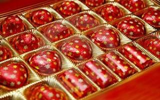 Как отмечают день Святого Валентина в Японии?
