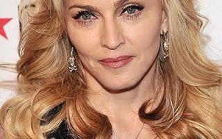 Мадонна возглавила рейтинг самых богатых музыкантов