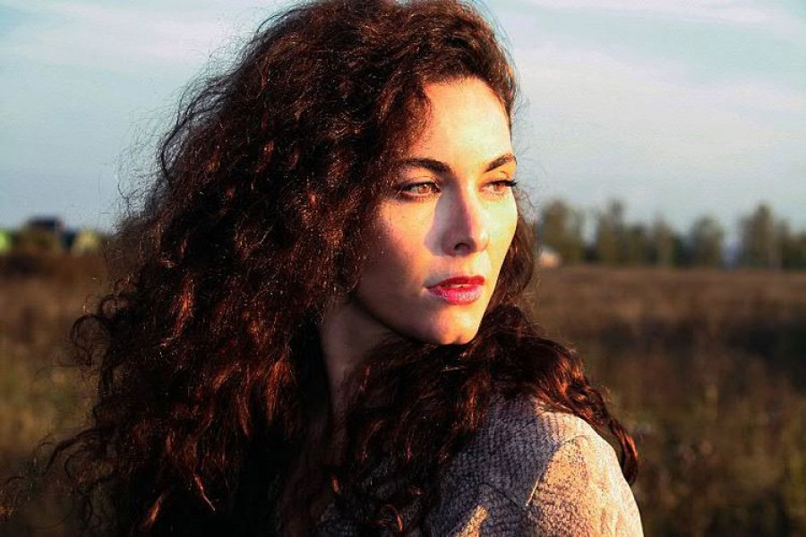 Янина Соколовская  биография, личная жизнь, семья, муж, дети — фото