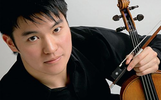 Гениальный скрипач Рэй Чен выступил в Москве