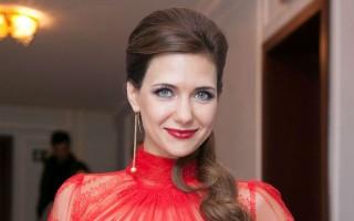 Екатерина Климова: биография, личная жизнь, семья, муж, дети — фото
