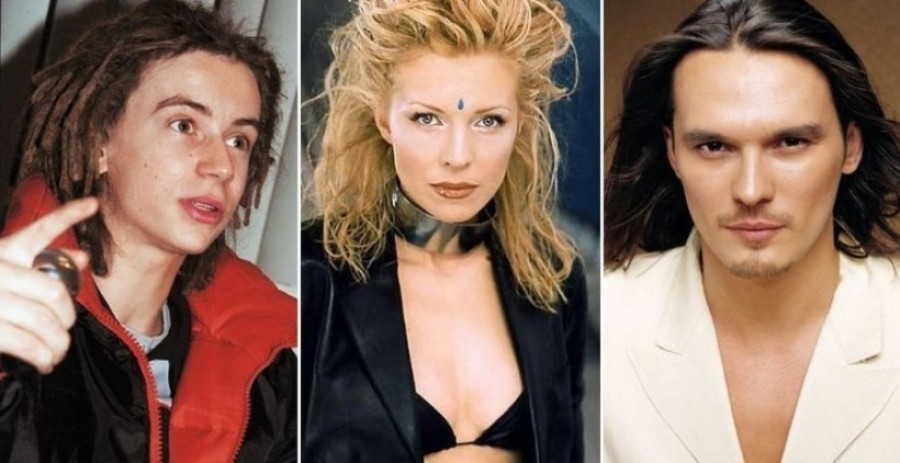 Как сейчас выглядят звезды 90-х и куда они пропали