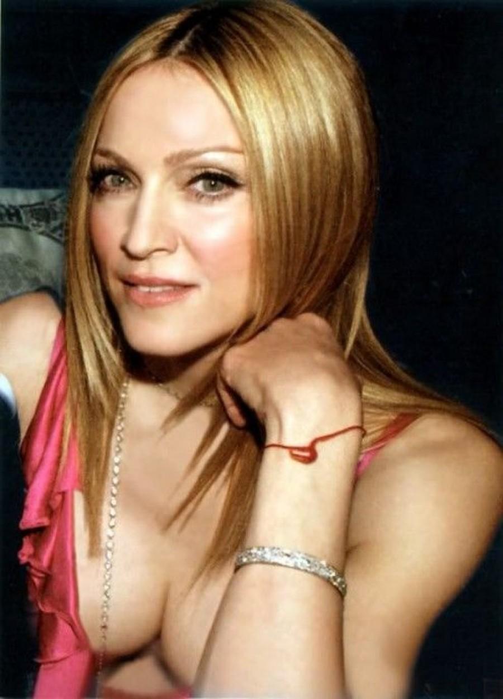 Мадонна демонстрирует свои любимые наряды