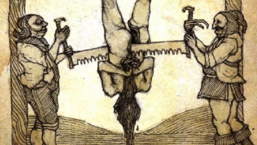 14 самых страшных казней в истории человечества (18+)