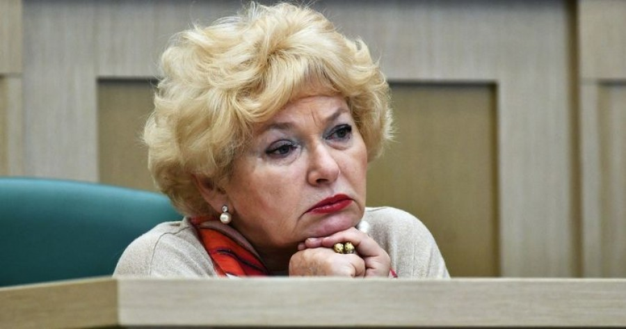 Людмила Нарусова: биография, личная жизнь, семья, муж, дети — фото
