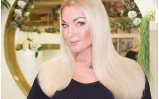 Анастасия Волочкова: биография, личная жизнь, семья, муж, дети — фото