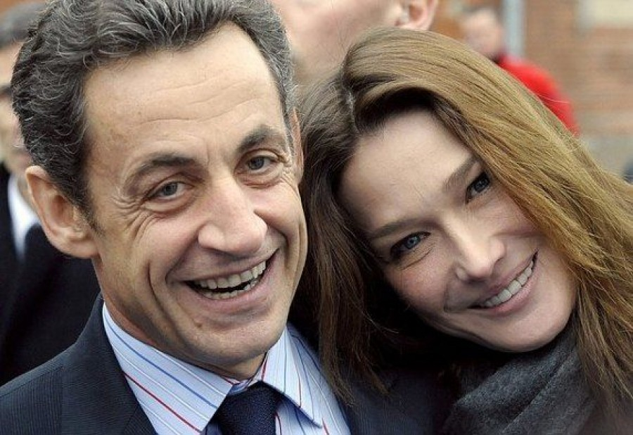 Николя Саркози – молодой папа