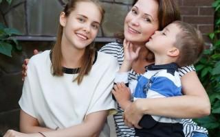 Сколько детей у Ольги Кабо — фото