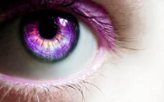 Редкий цвет глаз в мире