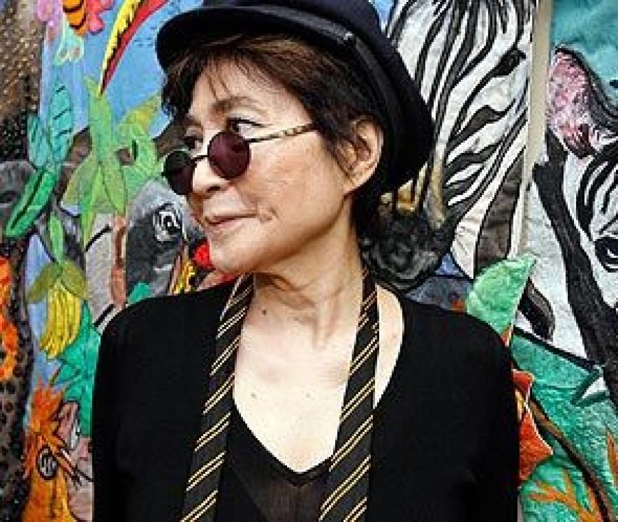 Новая выставка работ Йоко Оно в Токио