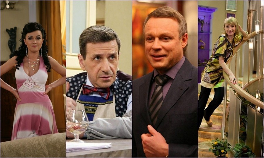 Как сейчас выглядят актеры сериала «Моя прекрасная няня»?