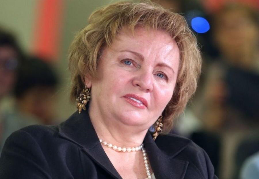 Людмила Путина (Очеретная) 👉 биография, личная жизнь, семья, муж, дети — фото