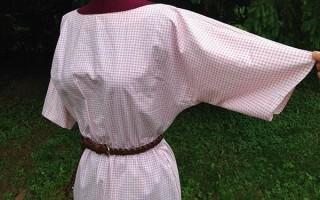Выкройки платьев для начинающих. Простые выкройки своими руками с фото