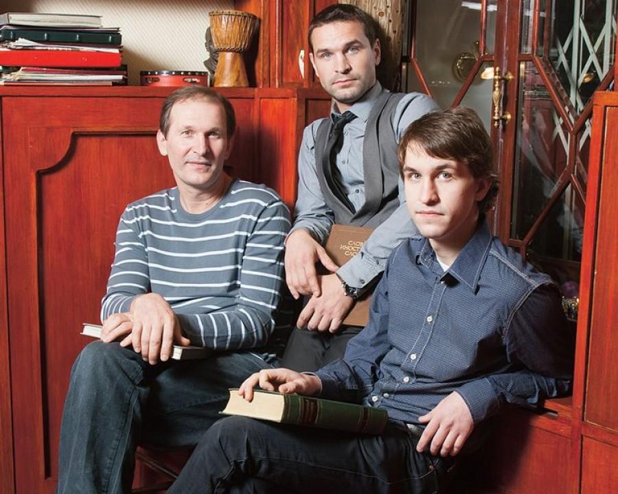 Сколько детей и внуков у Федора Добронравова
