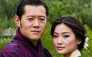 Король Бутана женился 13 октября.