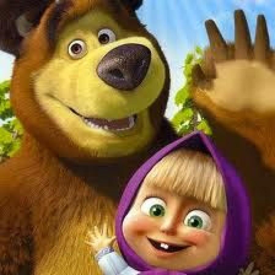 Скоро выйдет новая серия популярного мультсериала Маша и Медведь