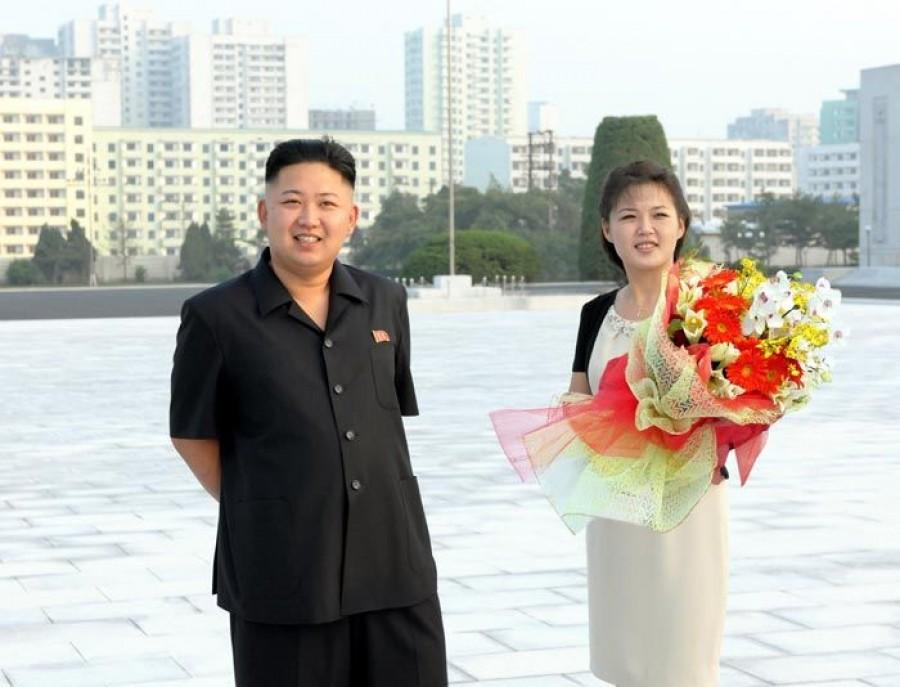 Годовщина свадьбы Ким Чен Ына или что-такое свадьба по северо-корейски…