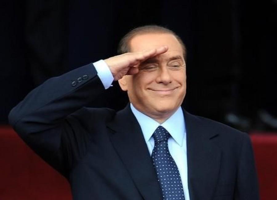 Сильвио Берлускони и его женщины