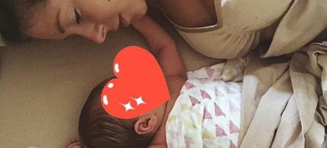 Нюша родила: как назвали ребенка певицы