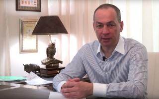 Обращение Шестуна к президенту, видео