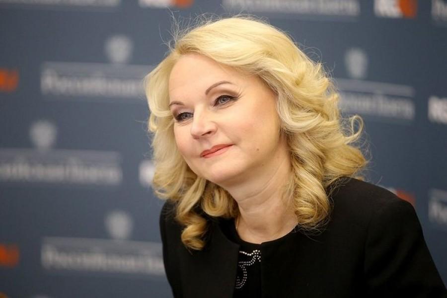 Татьяна Голикова 👉 биография, личная жизнь, семья, муж, дети — фото