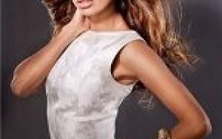 Виктория Боня — ученица йоги