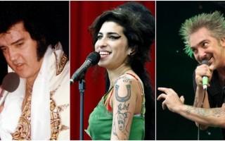 10 звезд, которых сгубили наркотики