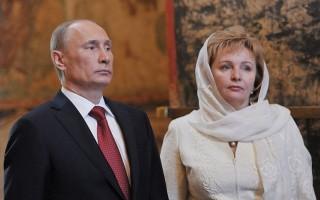 Президент России Владимир Путин разводиться с женой