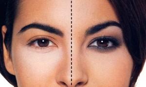 Макияж для нависшего века и увеличения глаз пошаговое фото и видео
