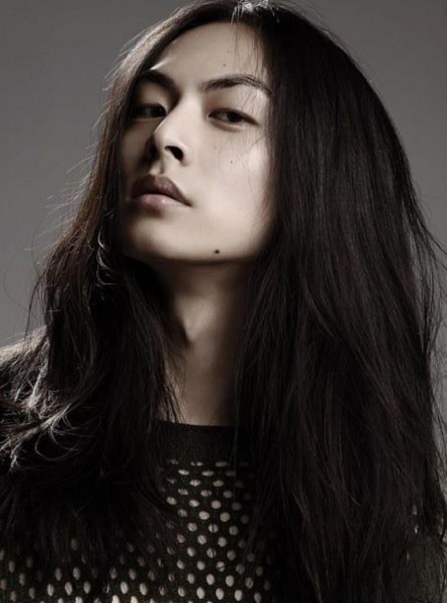 Модель Дэвид Чианг снимется в кино