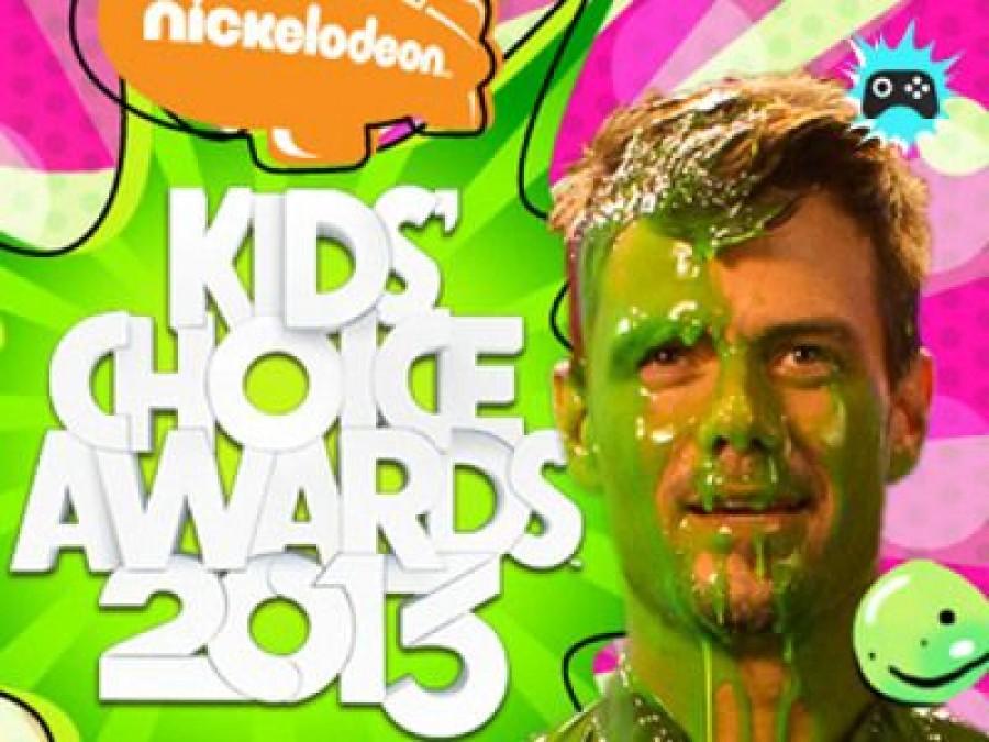 Джонни Депп, Кэти Перри, Селена Гомес и Джастин Бибер стали победителями Kid's Choise Awards 2013