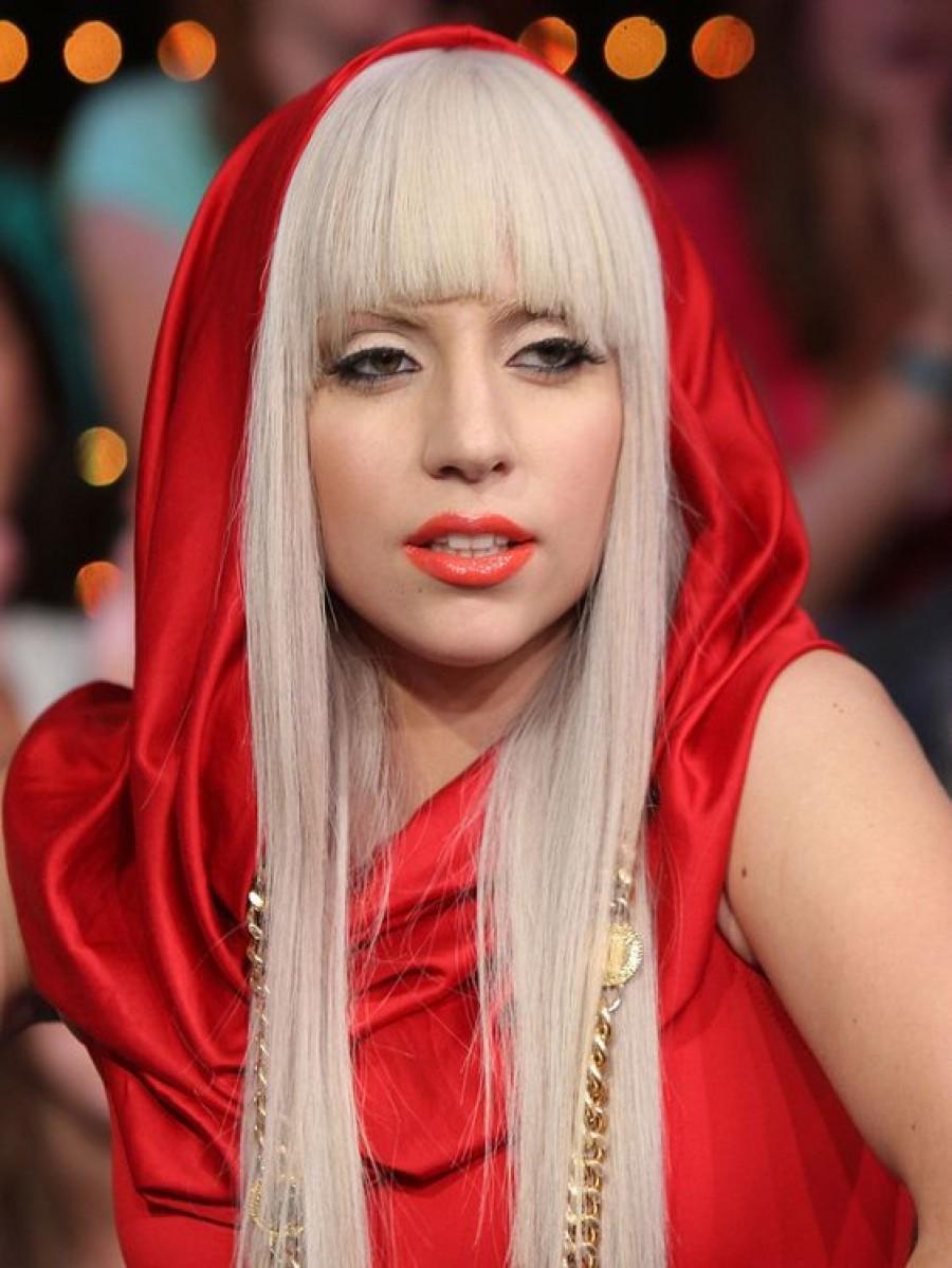 Леди Гага снялась в фотосессии модного фотографа Терри Ричардсона