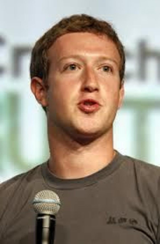 Основатель Facebook Марк Цукерберг побывал в Москве