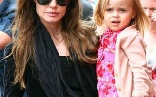 Избалованные дети Джоли-Питта разгромили пиццерию