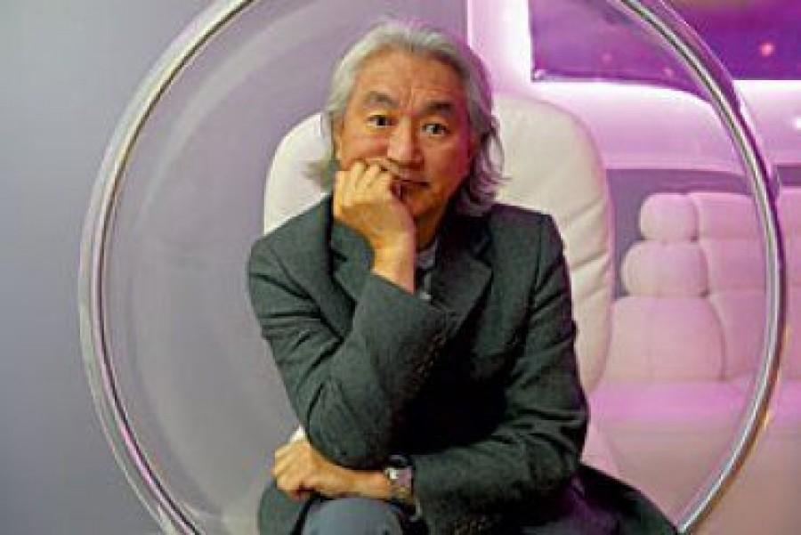 Мичио Каку и его книга Физика будущего пользуются небывалой популярностью в мире