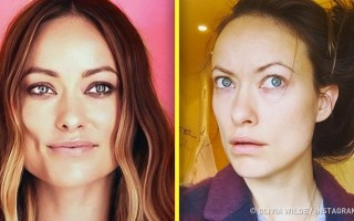 15 мировых звезд, которых вы не узнаете без макияжа