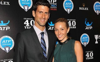 Состоялась помолвка теннисиста Новака Джоковича