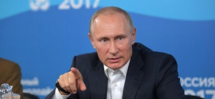 Какая зарплата у президента РФ Путина В.В.