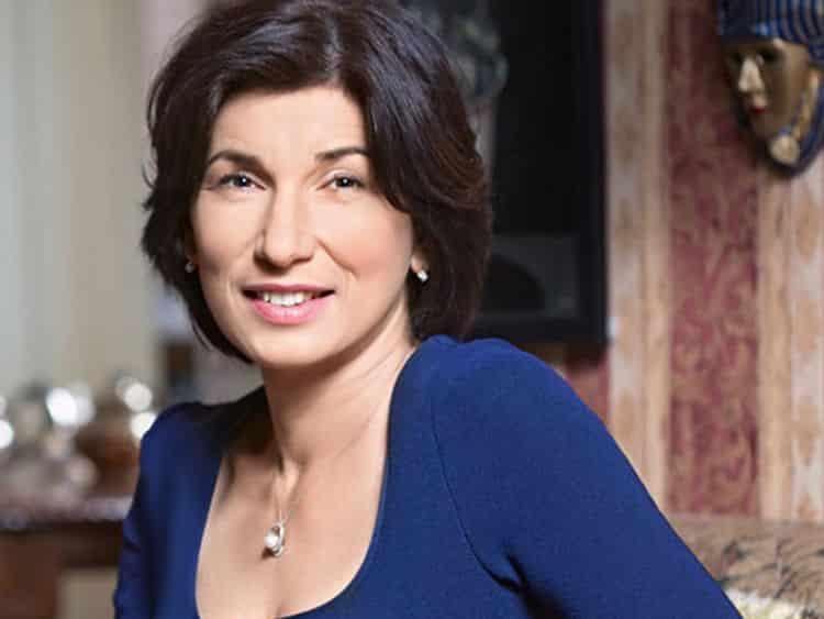 Телеведущая Анна Шафран Голая
