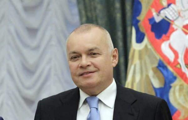Инстаграм и Википедия Дмитрия Киселева фото