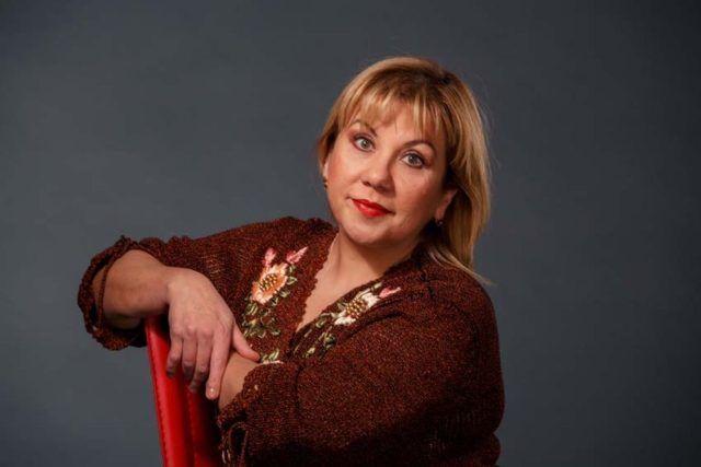 Марина Федункив биография, личная жизнь, семья, муж, дети — фото