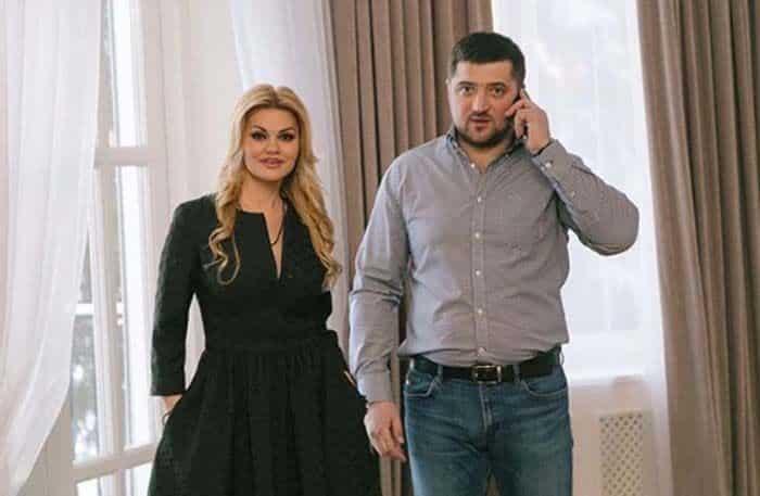 Муж Ирины Круг – Сергей Белоусов фото