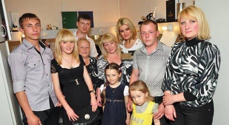Семья Ирины Круг фото