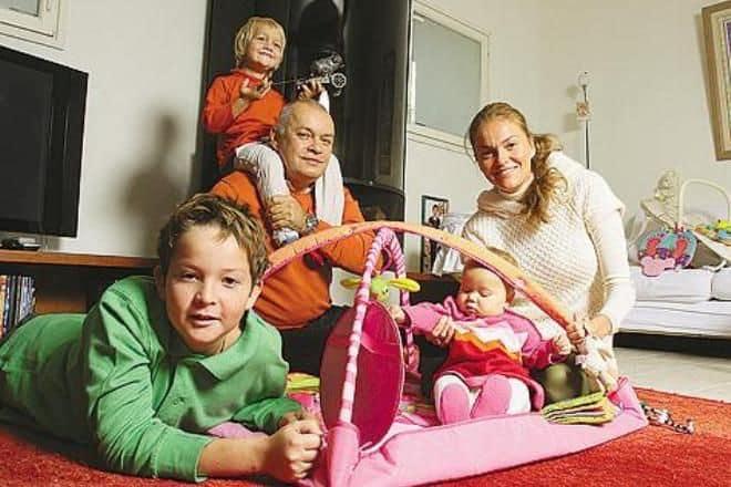 Семья и дети Дмитрия Киселёва фото