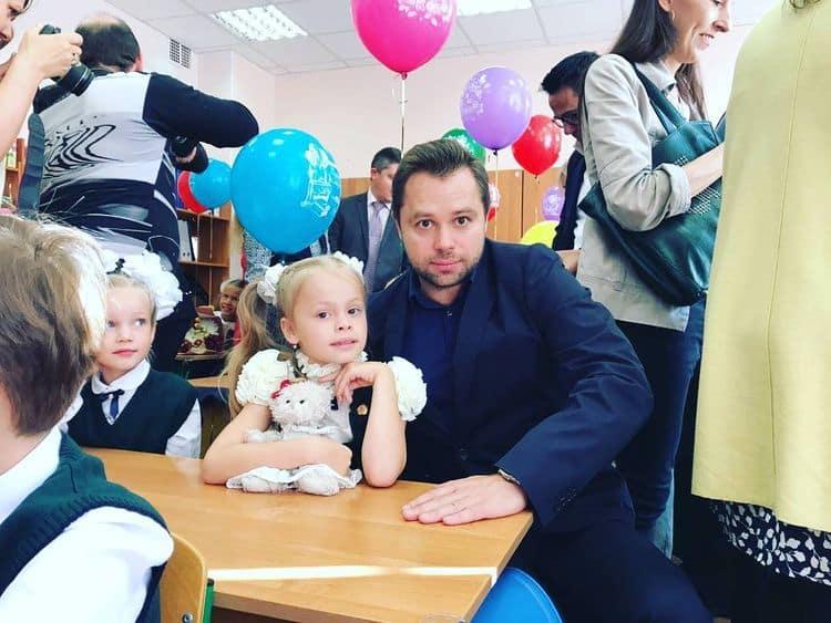 Семья и дети Виталия Гогунского фото